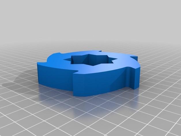 肥料捣碎机模型 3D模型  图26