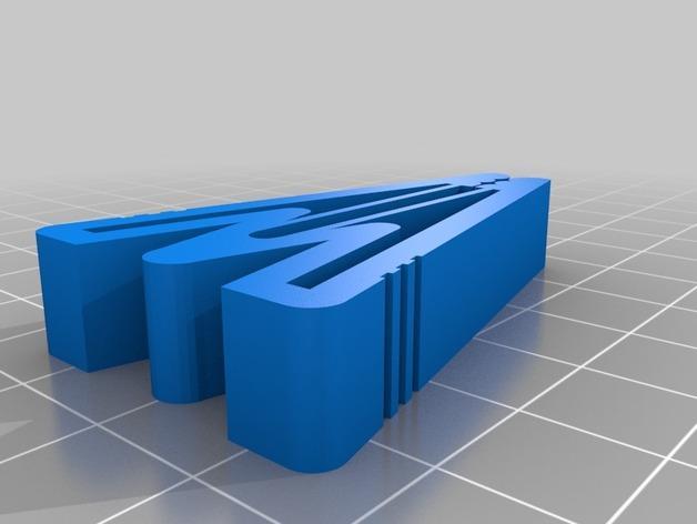 通用形夹子模型 3D模型  图3