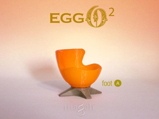 迷你蛋杯模型 3D模型  图3
