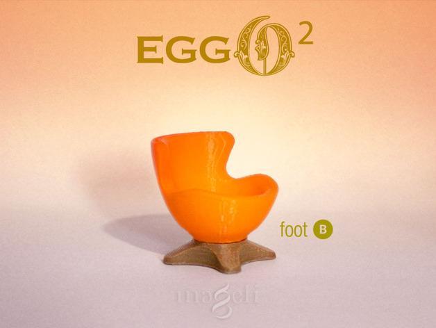 迷你蛋杯模型 3D模型  图4