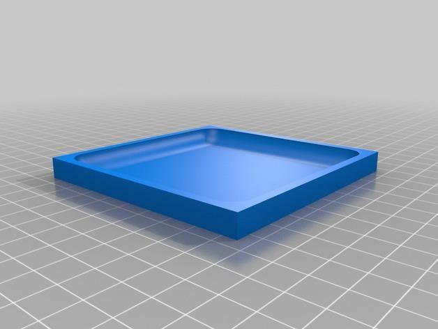 个性化笔筒模型 3D模型  图6