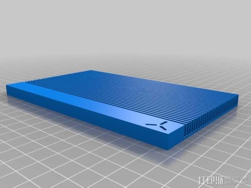 个性化笔筒模型 3D模型  图8