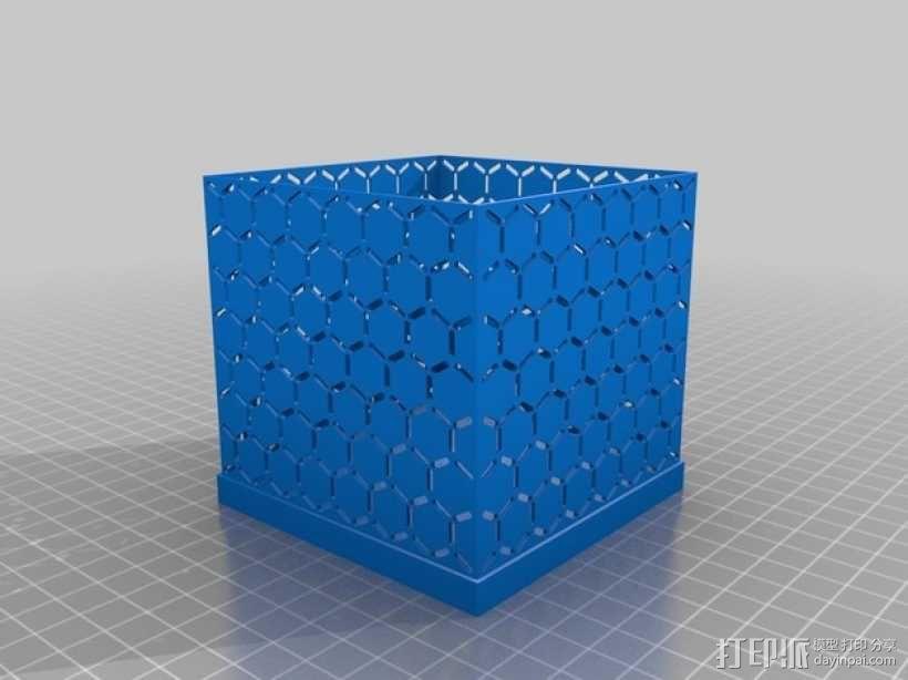 个性化笔筒模型 3D模型  图9