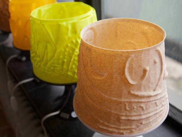 宜家拉姆本台灯灯罩模型 3D模型  图3