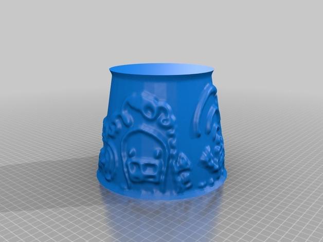 宜家拉姆本台灯灯罩模型 3D模型  图14