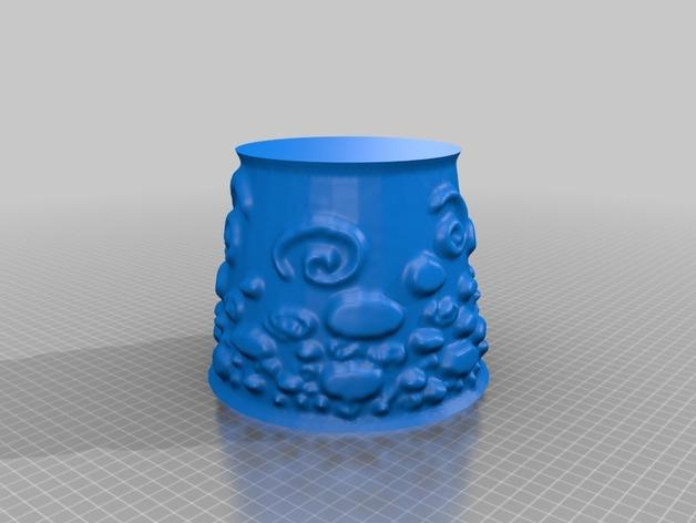 宜家拉姆本台灯灯罩模型 3D模型  图17