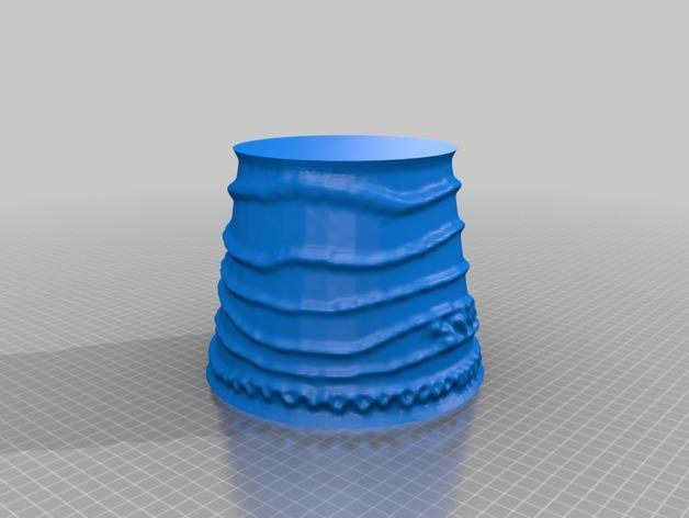 宜家拉姆本台灯灯罩模型 3D模型  图18
