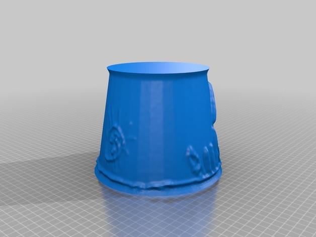宜家拉姆本台灯灯罩模型 3D模型  图26