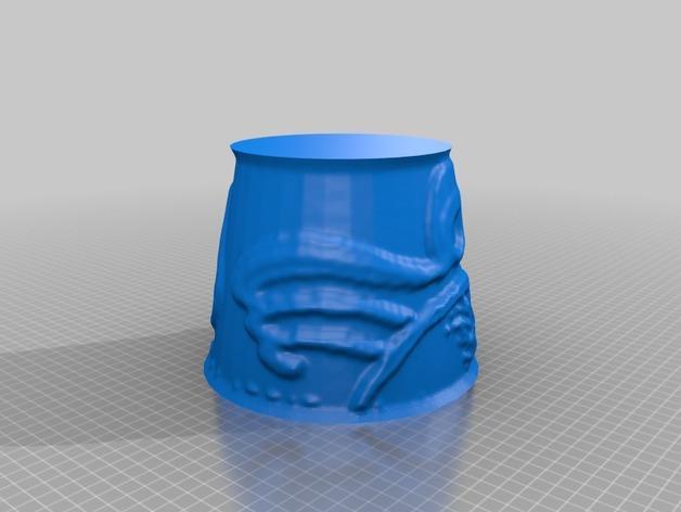 宜家拉姆本台灯灯罩模型 3D模型  图30