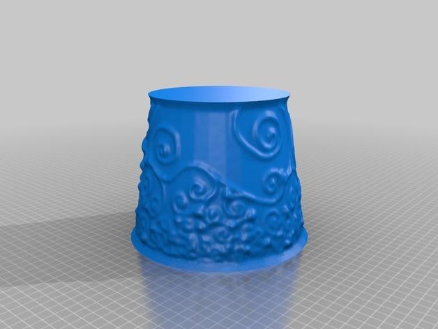 宜家拉姆本台灯灯罩模型 3D模型  图32
