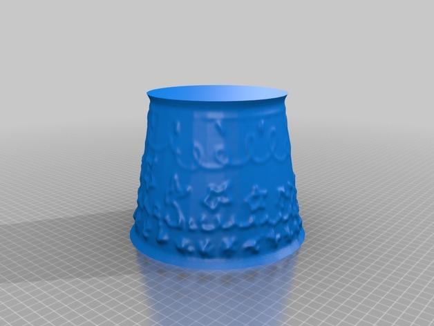 宜家拉姆本台灯灯罩模型 3D模型  图33