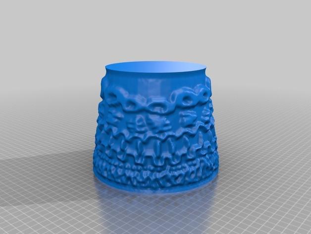 宜家拉姆本台灯灯罩模型 3D模型  图37