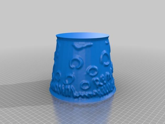 宜家拉姆本台灯灯罩模型 3D模型  图40