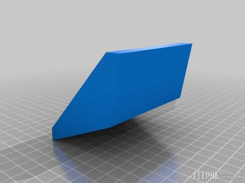 迷你方块日历模型 3D模型  图11