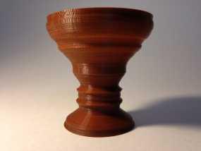 可定制化的酒杯模型 3D模型