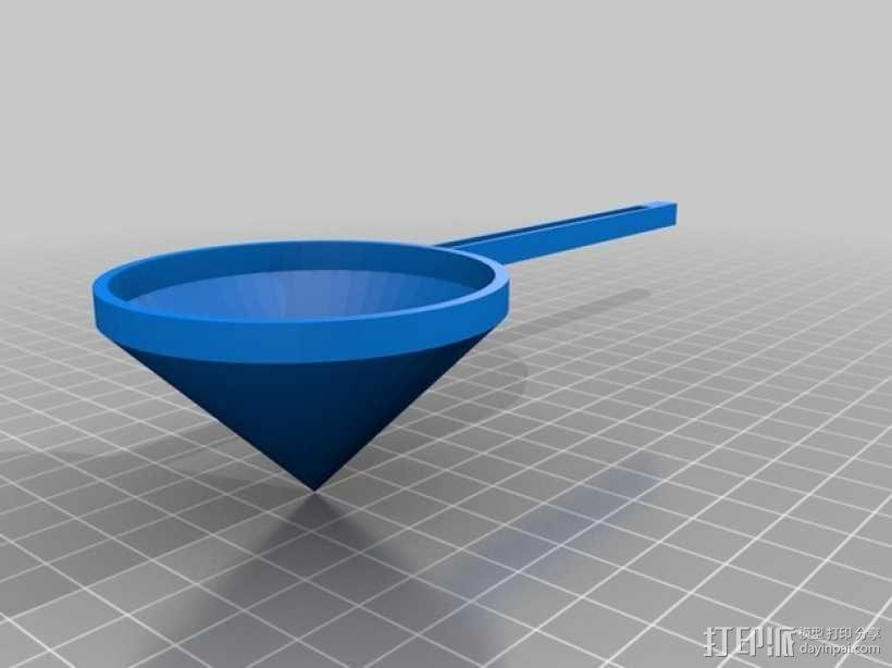 迷你风速计模型 3D模型  图2