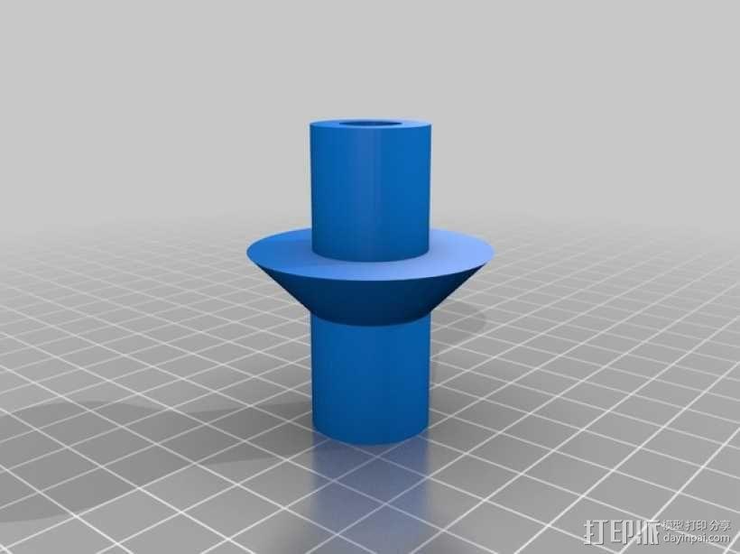 迷你风速计模型 3D模型  图5