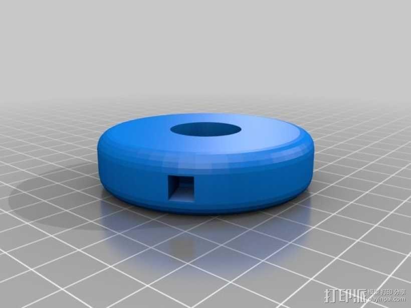 迷你风速计模型 3D模型  图4