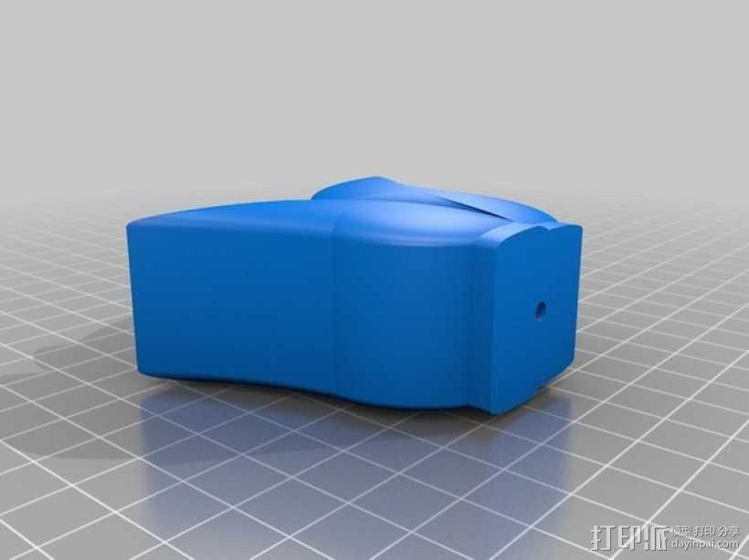 迷你郁金香模型 3D模型  图4