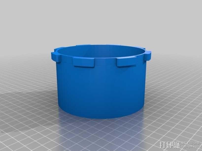 文具盒+铅笔套+伸缩尺 3D模型  图21