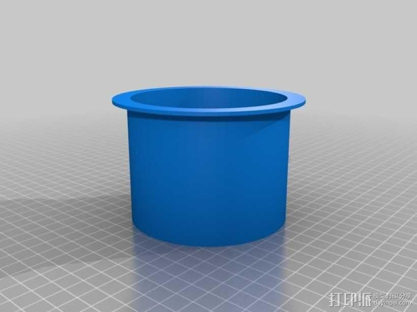 文具盒+铅笔套+伸缩尺 3D模型  图23