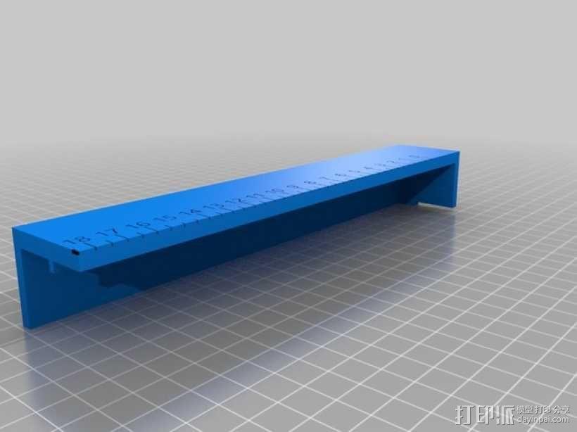 文具盒+铅笔套+伸缩尺 3D模型  图26