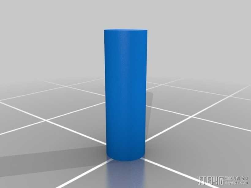 文具盒+铅笔套+伸缩尺 3D模型  图25