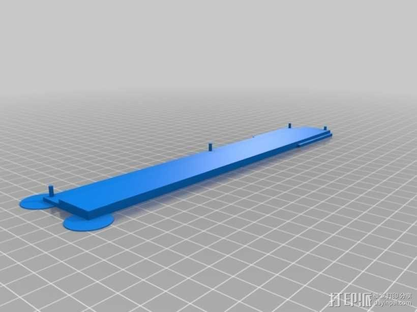 文具盒+铅笔套+伸缩尺 3D模型  图30