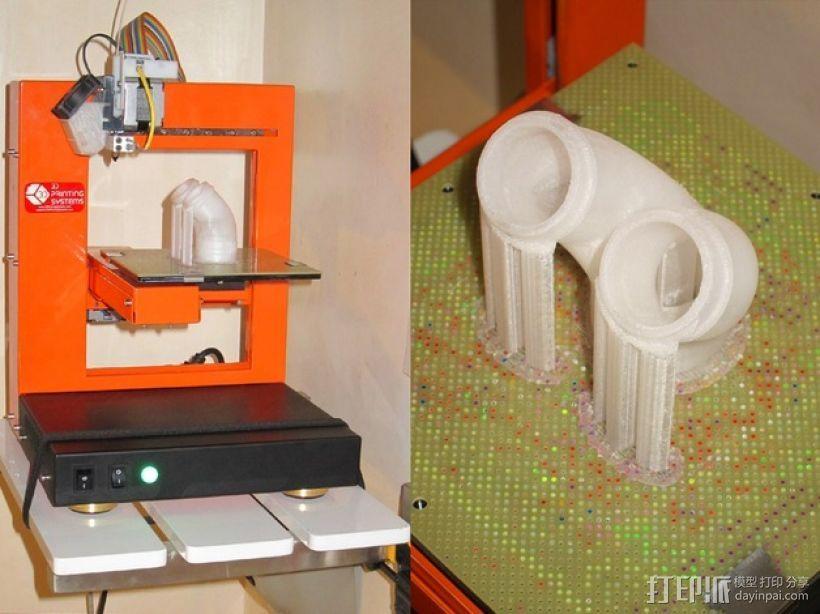 辣椒酱双挤出系统 3D模型  图5