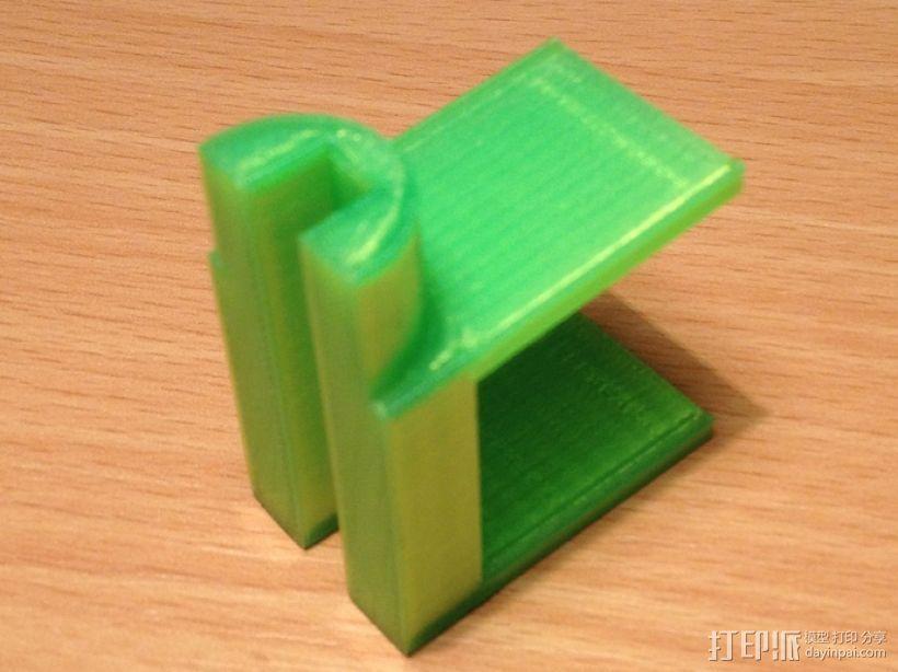 定制化连接线支架模型 3D模型  图2