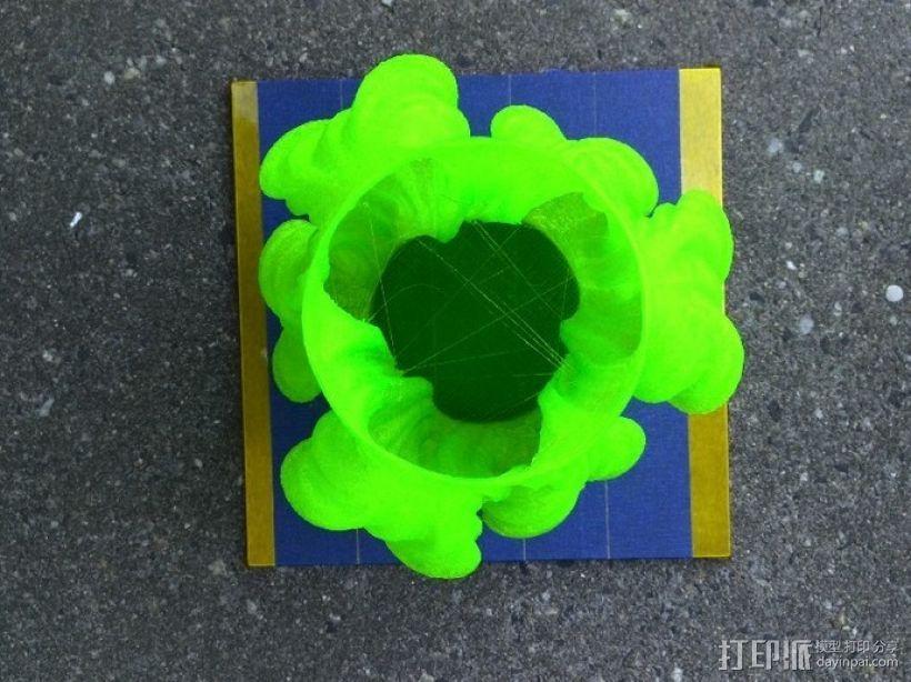 Julia花瓶模型#011 3D模型  图7