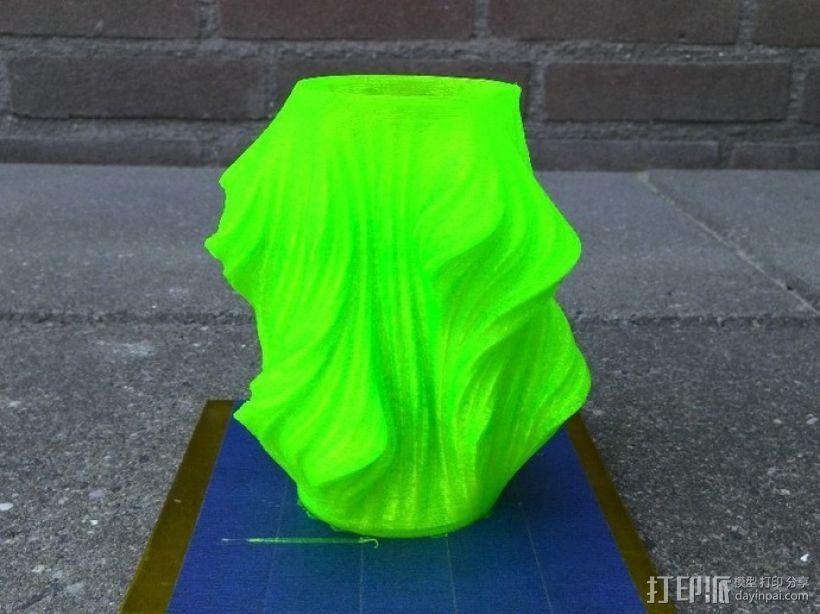 Julia花瓶模型#011 3D模型  图6