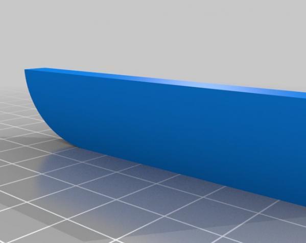 参数化厨房刀具保护套模型 3D模型  图4