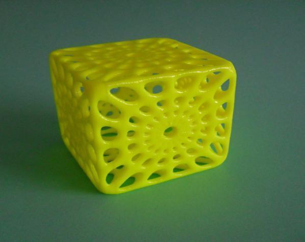 镂空立方体模型 3D模型  图5