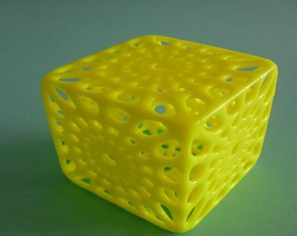 镂空立方体模型 3D模型  图9