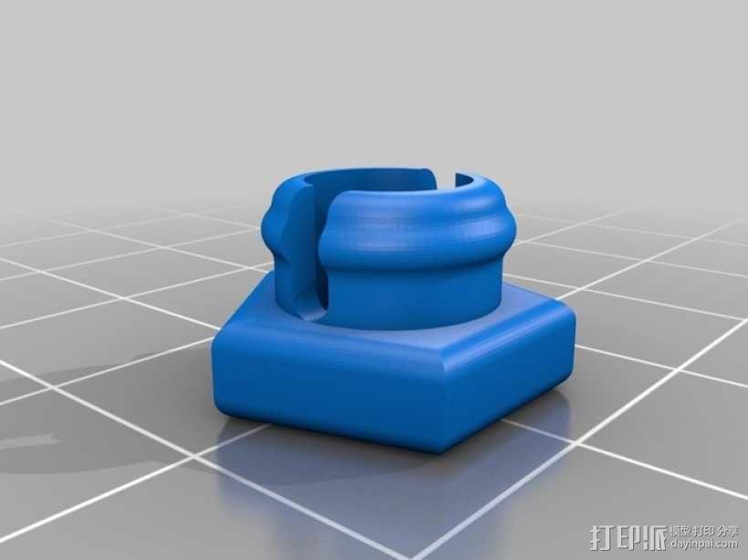 铅笔/手机架模型 3D模型  图8