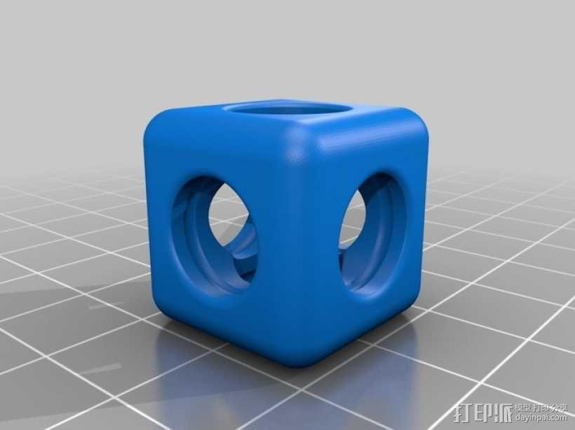 铅笔/手机架模型 3D模型  图12