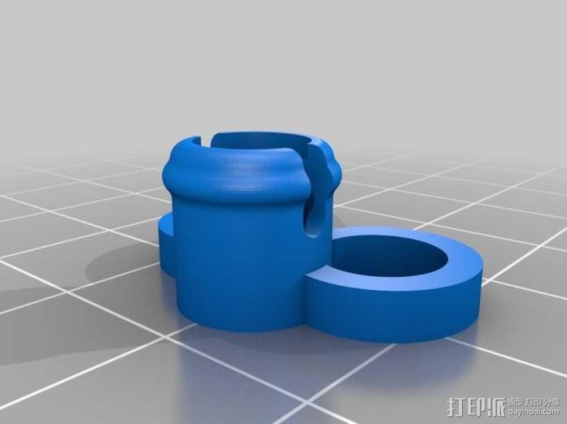 铅笔/手机架模型 3D模型  图13