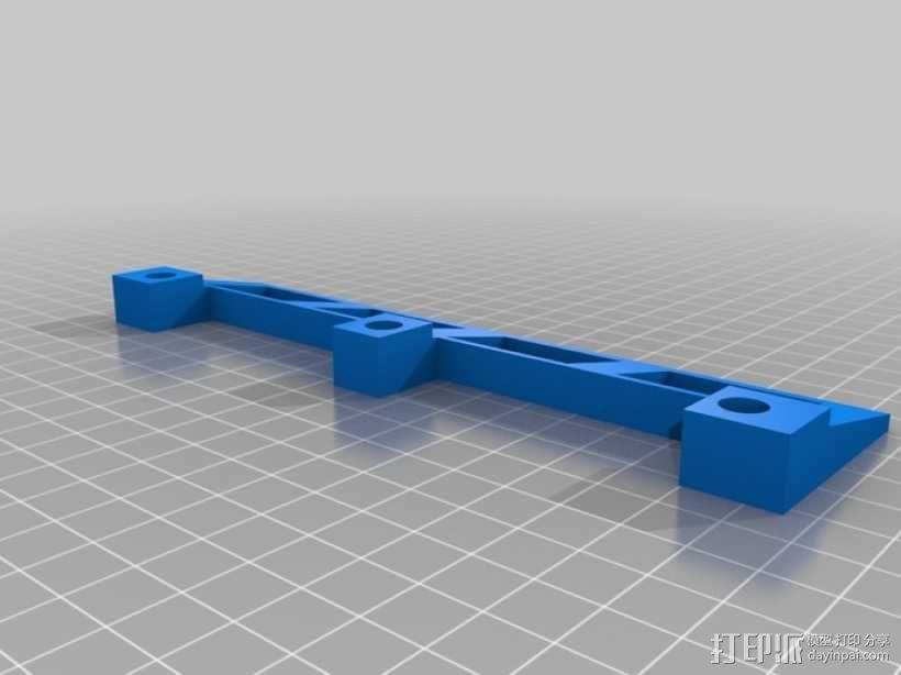 红酒杯固定架模型 3D模型  图7