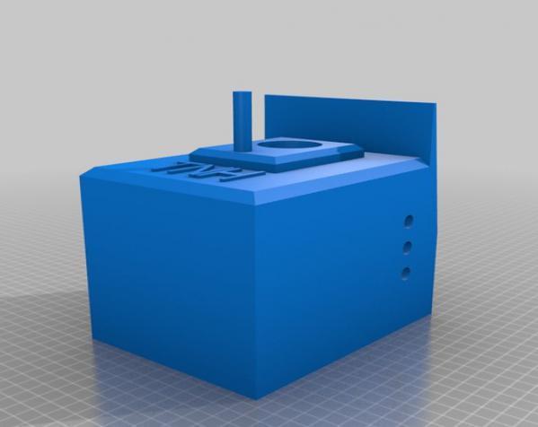定制化鸟笼模型 3D模型  图3