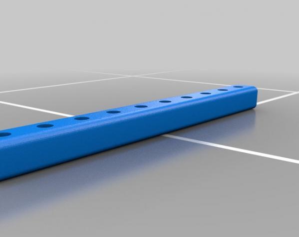 竹签鸟笼模型 3D模型  图2