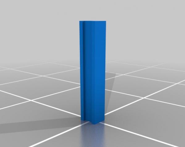 竹签鸟笼模型 3D模型  图3