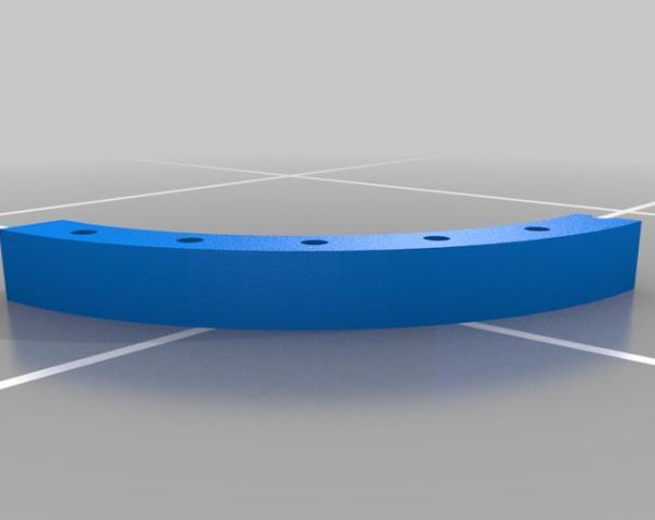 竹签鸟笼模型 3D模型  图4