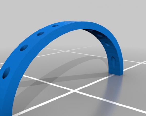 竹签鸟笼模型 3D模型  图5