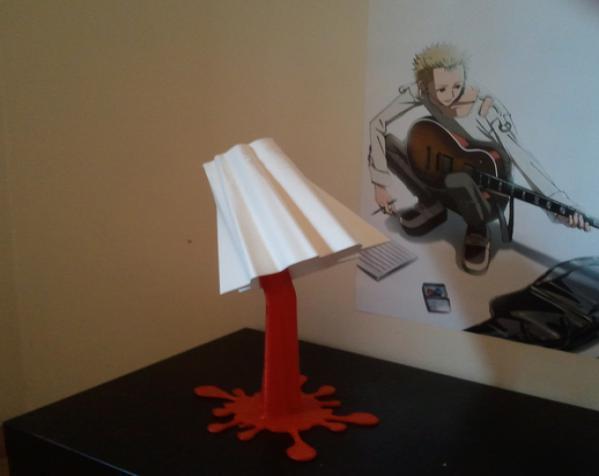 个性化灯罩模型 3D模型  图2