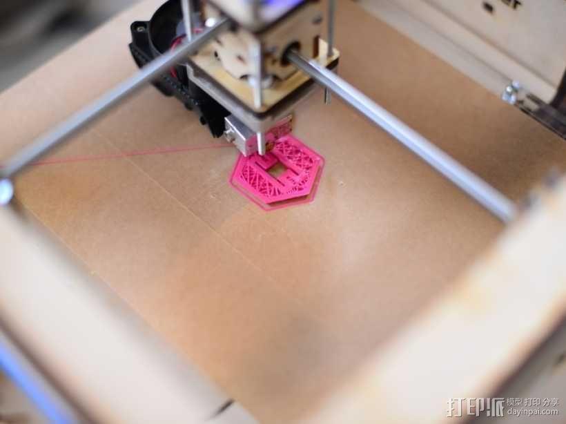迷你水管接头套模型 3D模型  图5