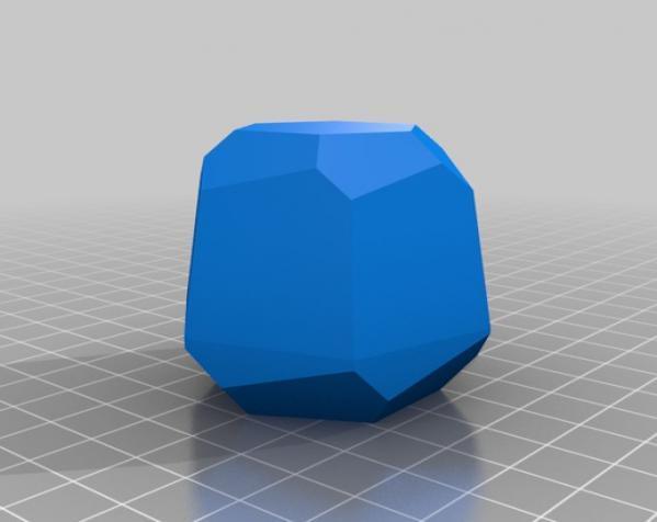 迷你水管接头套模型 3D模型  图3