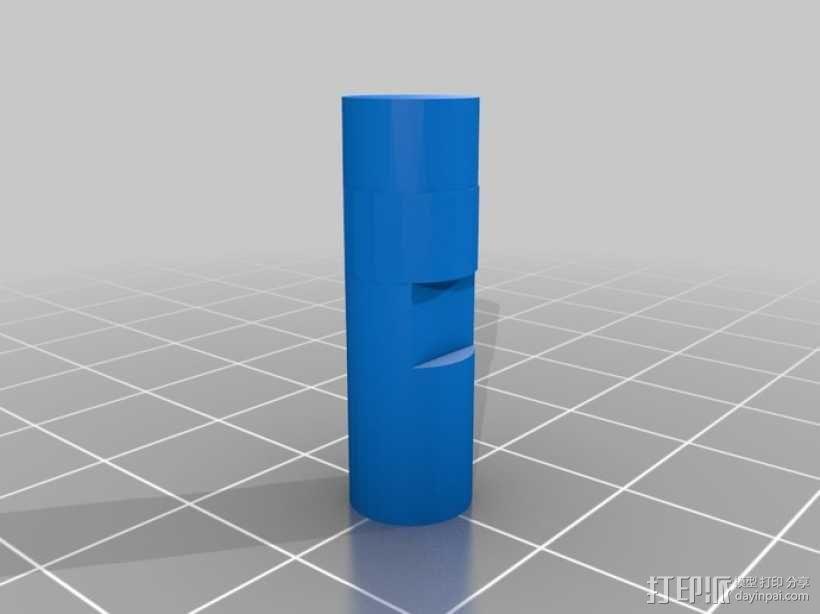 迷你保险箱模型 3D模型  图4