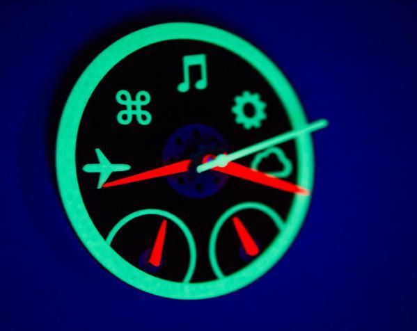 迷你仪表盘挂钟模型 3D模型  图3