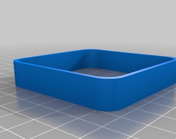 迷你仪表盘挂钟模型 3D模型  图7